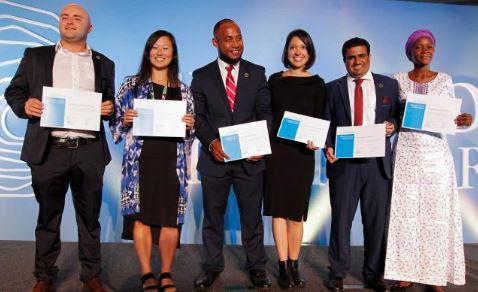 UNEP prize