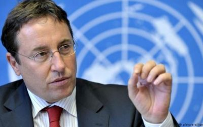 Global development's future: a conversation with Achim Steiner, UN Development Programm Administrator