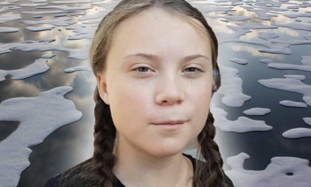 Greta Thunberg – school striking for action against climate change