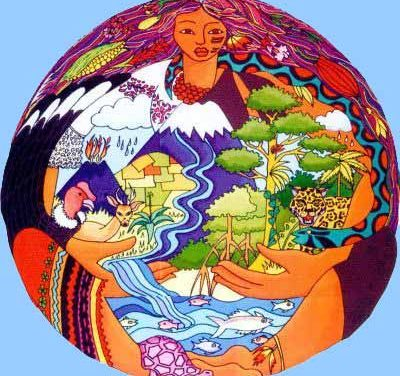 Adopt a declaration of Rights of Mother Earth